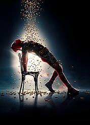 Картина GeekLand Deadpool Дэдпул постер до фільму 40х60см DP.09.112