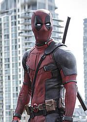 Картина GeekLand Deadpool Дэдпул постер до фільму 40х60см DP.09.113