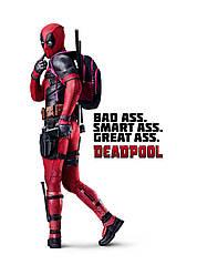 Картина GeekLand Deadpool Дэдпул постер до фільму 40х60см DP.09.114