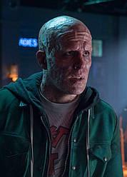 Картина GeekLand Deadpool Дэдпул Уейд Вілсон 40х60см DP.09.119