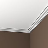 Карниз 6,50,103 с композиту для потолка Европласт, фото 2