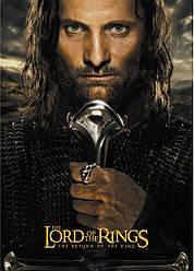 Картина GeekLand The Lord of the Rings Володар кілець постер 40х60см LR 09.018
