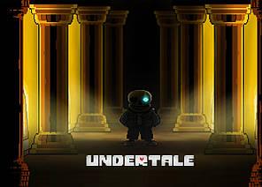 Картина GeekLand Undertale Андертейл постер 60х40 UT 09.019