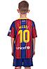 Форма футбольная детская BARCELONA MESSI 10 домашняя 2021 co2463 р.28, фото 2