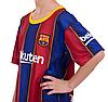 Форма футбольная детская BARCELONA MESSI 10 домашняя 2021 co2463 р.28, фото 3