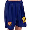 Форма футбольная детская BARCELONA MESSI 10 домашняя 2021 co2463 р.28, фото 5
