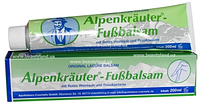 Бальзам для ног balsam Alpenkrauter-FuBbalsam  200ml 4260591992016