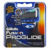 Змінні касети для гоління Gillette Fusion ProGlide 8шт. в упаковці, фото 1