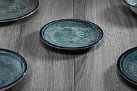 Десертная фарфоровая тарелка Nano Cream 17см, Kütahya Porcelain., фото 1