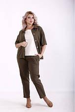 Стильная женская одежда большого размера Каталог 3 Размеры 42-74