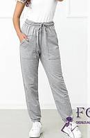 Спортивные штаны - джоггеры с карманами В 032/ 04, фото 1
