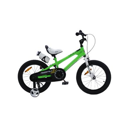 Дитячий велосипед Royal Baby Freestyle RB12B-6 ЗЕЛЕНИЙ
