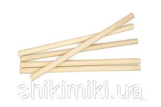 Палочки деревянные для панно, 400*20 мм