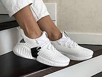 Женские кроссовки Adidas AlphaBounce Instinct белые