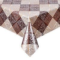 Клеёнка на Стол метражом Рулонная Кухонная на Флизелиновой Основе Dekorama Турция ширина 140 см