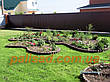 Бордюр для саду - Палісад Клумба. 3 метра в упаковці., фото 4