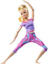 Барби Двигайся как я | Barbie Made to Move