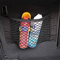 Крепление в багажник для автомобиля, Сетка органайзер