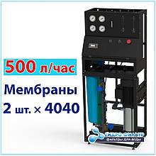 Система обратного осмоса Nerex LPRO240 (500 литров/час)