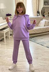 Спортивный костюм для девочки подросток худи+штаны