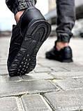 Кроссовки мужские 18541, Akuda Fashion Sport, черные [ 41 43 44 45 46 ] р.(41-26,0см), фото 5