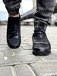 Кроссовки мужские 18541, Akuda Fashion Sport, черные [ 41 43 44 45 46 ] р.(41-26,0см), фото 7