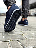 Кроссовки мужские 18551, Akuda Fashion Sport, темно-синие [ 41 43 44 46 ] р.(41-26,8см), фото 5