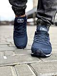 Кроссовки мужские 18551, Akuda Fashion Sport, темно-синие [ 41 43 44 46 ] р.(41-26,8см), фото 7