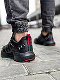 Кроссовки мужские 18564, Adidas Climacool, черные [ 46 ] р.(43-27,5см), фото 4