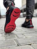 Кроссовки мужские 18564, Adidas Climacool, черные [ 46 ] р.(43-27,5см), фото 5