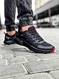 Кроссовки мужские 18564, Adidas Climacool, черные [ 46 ] р.(43-27,5см), фото 6