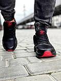 Кроссовки мужские 18564, Adidas Climacool, черные [ 46 ] р.(43-27,5см), фото 7