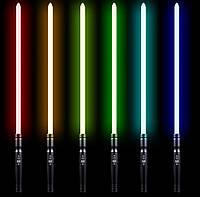 Світловий меч Зоряні війни 6 звукових ефектів