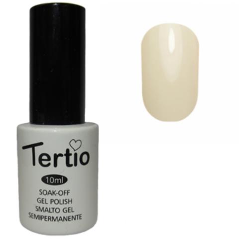Гель-лак Tertio №032 (белая  эмаль)