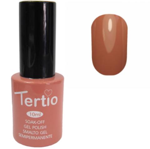 Гель-лак Tertio №033 (коричнево-бежевый
