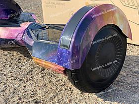Гироборд Smart Balance Гироскутер 8дюймов  от 4х лет Галактика+ПОДАРОК СУМКА