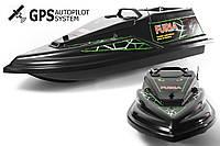 GPS (Maxi) Кораблик для рыбалки Фурия Шторм Чорная