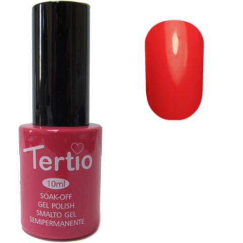 Гель-лак Tertio №085 (нежный розово-красный)