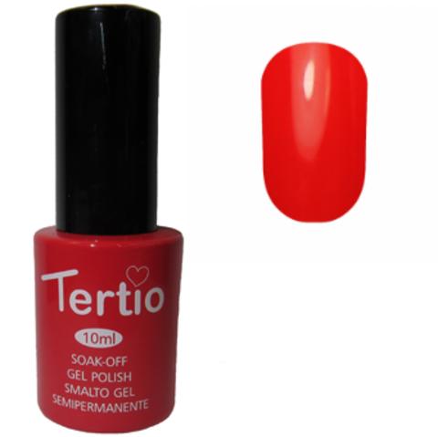 Гель-лак Tertio №086 (алый)