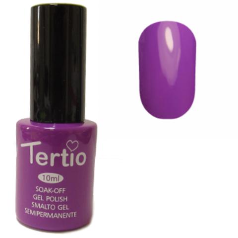 Гель-лак Tertio №124 (фиалковый)