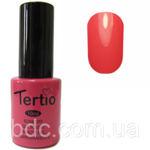Гель-лак Tertio №129 (супер нежно-розовый)