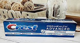 Комплексная отбеливающая зубная паста Crest Pro-health Advanced Whitening, 170грамм