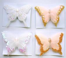 Декоратативная метелик 12см, 4 види BonaDi 702-P11