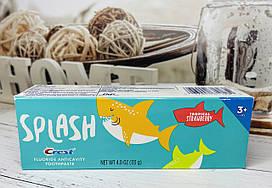 Детская зубная паста от кариеса Crest Splash Fluoride Anticavity Toothpaste