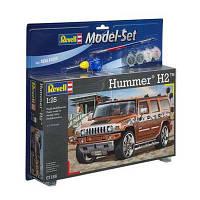 Сборная модель Revell Автомобиль Hummer H2 1:25 (67186)