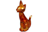 Декоративна керамічна статуетка Кішка, 38см BonaDi 250-108