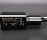 Оригинальное зарядное устройство Xiaomi 18W EU QC 3.0 5V-3A / 9V-2A / 12V-1.5A 18W EU MDY-10-EF Цвет Чёрный, фото 3