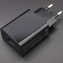 Оригинальное зарядное устройство Xiaomi 18W EU QC 3.0 5V-3A / 9V-2A / 12V-1.5A 18W EU MDY-10-EF Цвет Чёрный