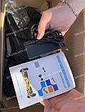 Гироборд Smart Balance Гироскутер 8 дюймов  от 4х лет Фиолетовый космос + ПОДАРОК СУМОЧКА, фото 10