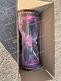 Гироборд Smart Balance Гироскутер 8 дюймов  от 4х лет Фиолетовый космос + ПОДАРОК СУМОЧКА, фото 9